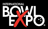 International Bowl Expo Logo Black